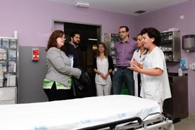 getafe hospital: