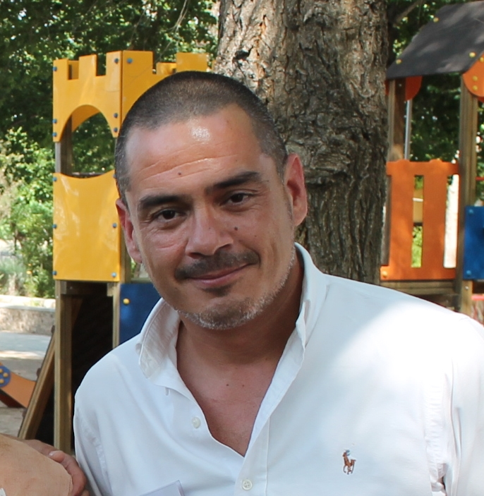 En la imagen, Alfredo Corbín, uno de los responsables de CultivarSalud.com