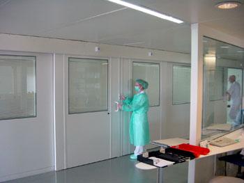 F2. Unidad de Trasplante de Médula Ósea