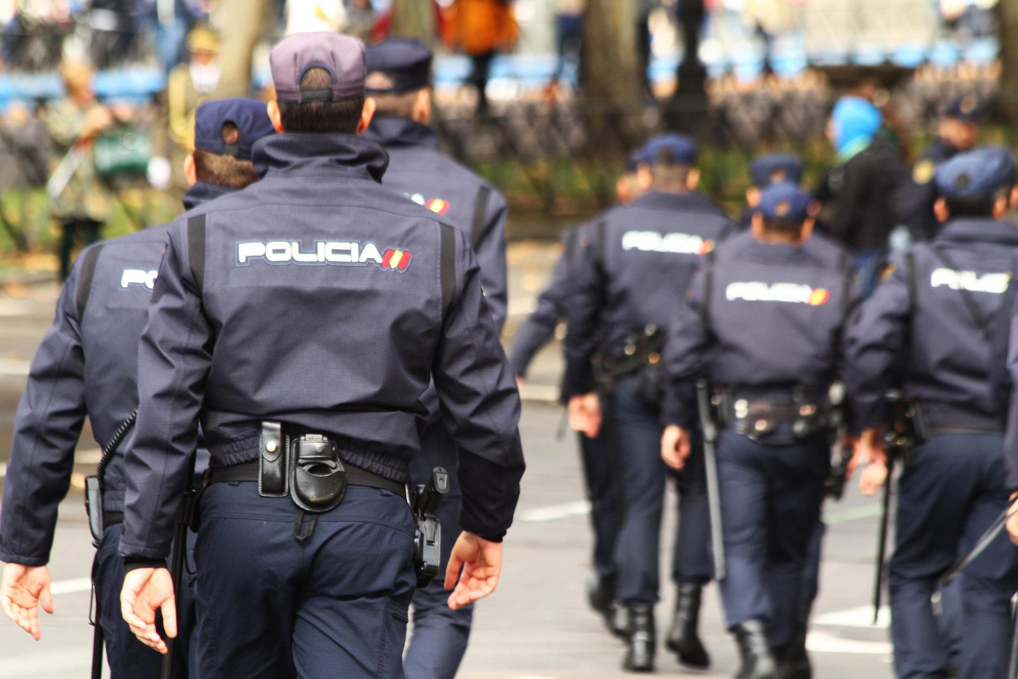 La Polic A Nacional Inicia Sus Jornadas De Enfermer A Dicen
