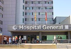El hospital la paz y el cl nic de barcelona los - Hospital universitario de la paz ...